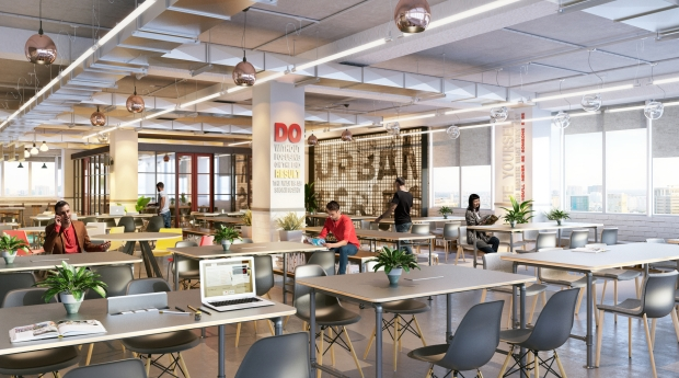 Co working spaces incubators shaping up fledgling startup for Office design vietnam