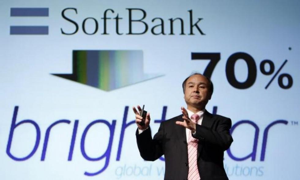 SoftBank's Son