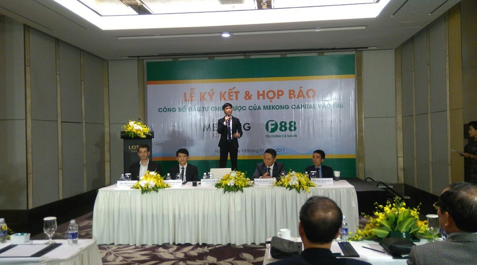 Mekong Capital invests in Vietnam's based pawn shop chain F88
