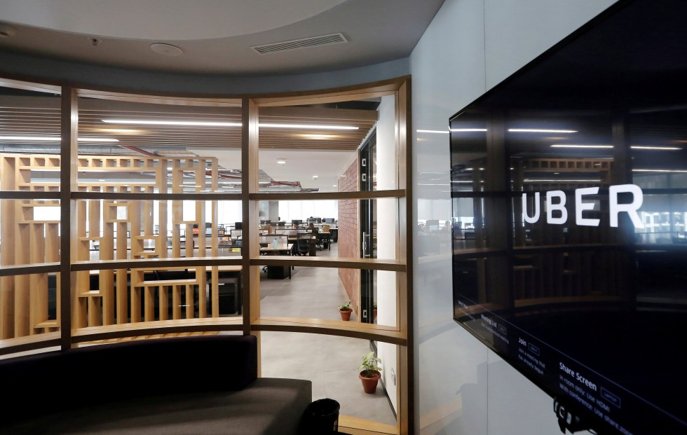 Uber investor Shervin Pishevar accused of sexual misconduct