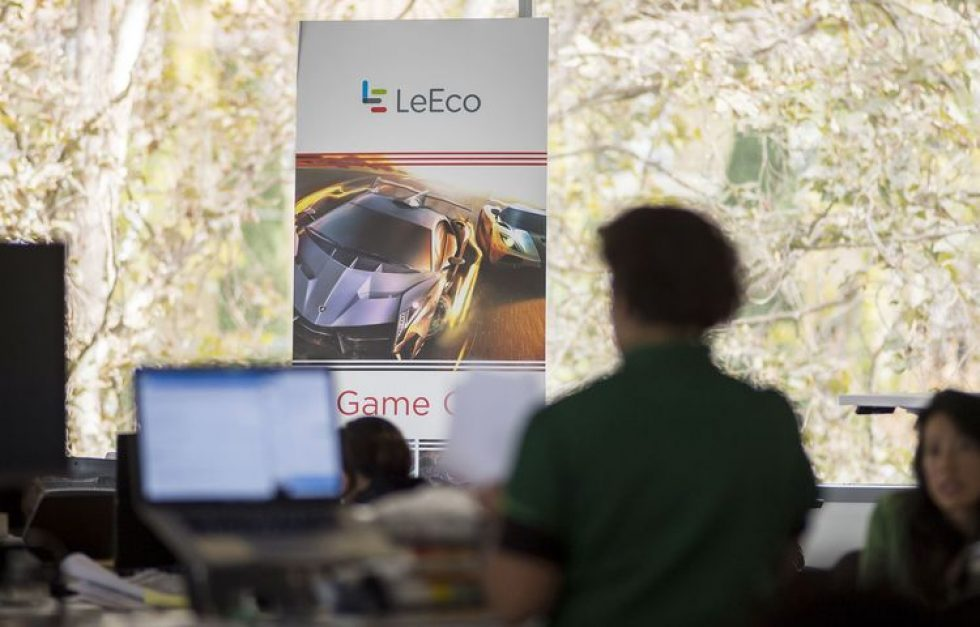 Struggling Tech Giant Leeco Loses Global Corporate Finance
