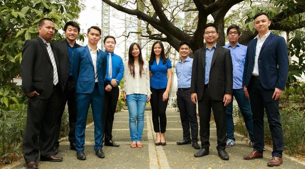 Acudeen team