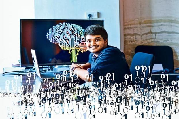 Arya.ai co-founder Vinay Kumar Sankarapu