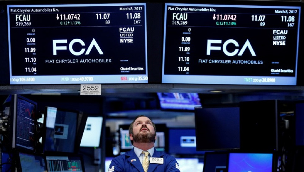China 39 s great wall motor says watching fiat chrysler no for Great wall motors stock