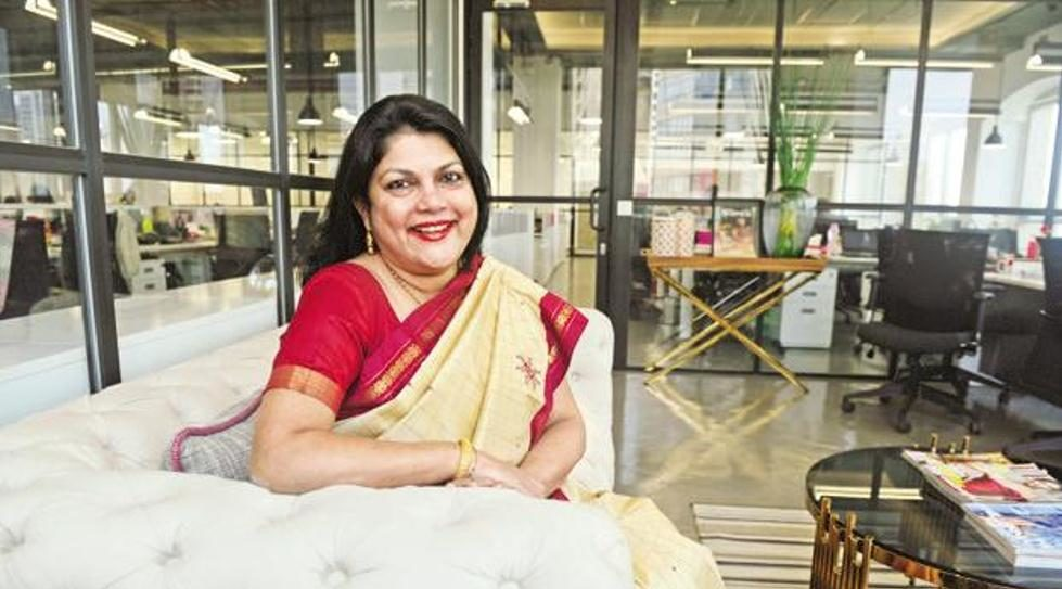 India: I am building Nykaa to have a life of its own, says Falguni Nayar