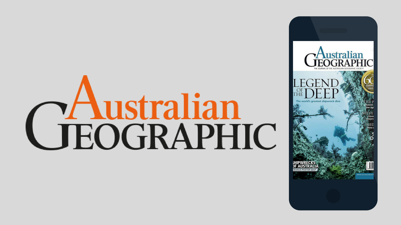 Vc backed canadas blue ant media acquires australian geographic vc backed canadas blue ant media acquires australian geographic magazine gumiabroncs Choice Image