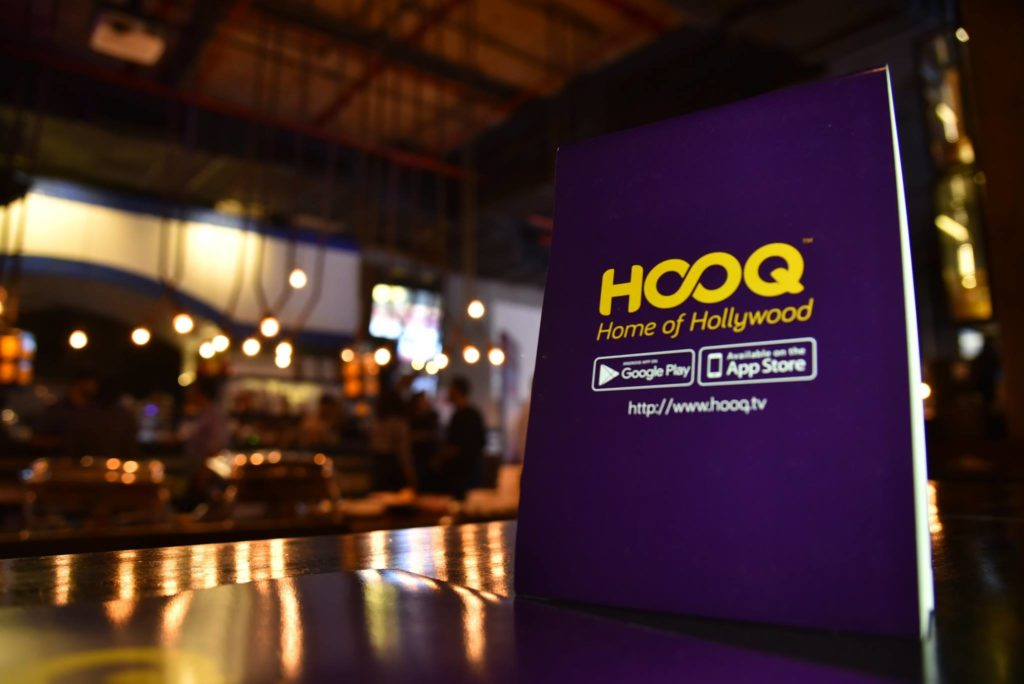 Video-on-demand service provider HOOQ to roll out content on Grab