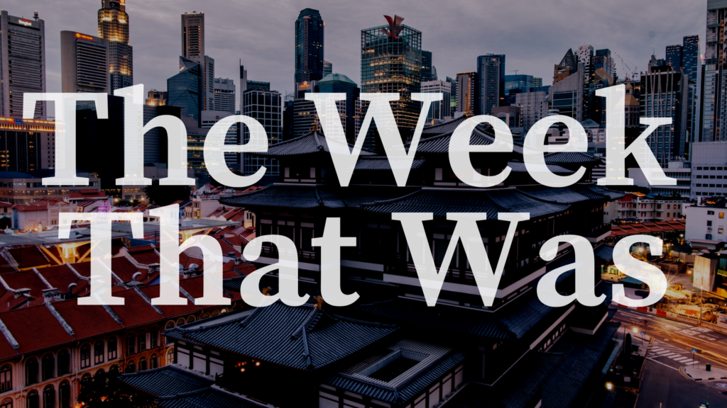 Photo of Editor's take: The week that was — Sept 27-Oct 1 – DealStreetAsia